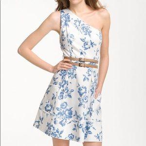 BNWT Jessica Simpson One Shoulder Floral Dress NWT